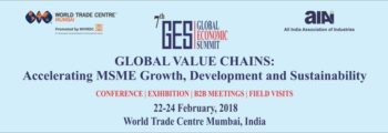 7TH GLOBAL ECONOMIC SUMMIT: GLOBAL VALUE CHAINS